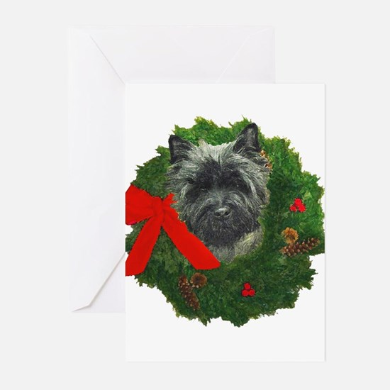 Cairn at Christmas Greeting Cards (Pk of 10)
