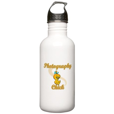 Photography Chick #2 Stainless Water Bottle 1.0L
