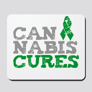 Cannabis Cures Mousepad