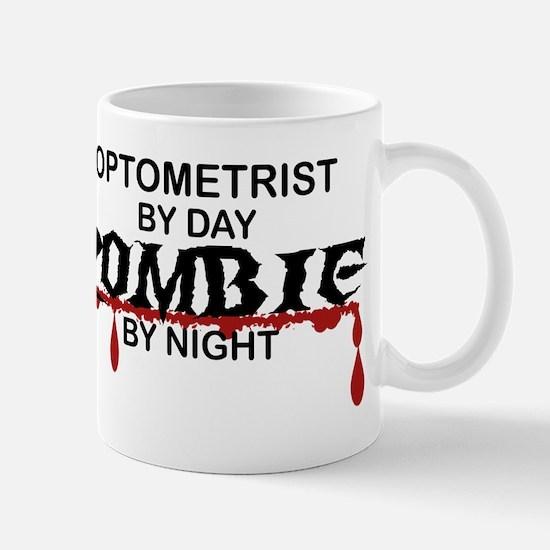 Optometrist Zombie Mug