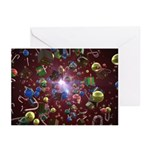 Christmas Explosion Cards (Pk of 10)