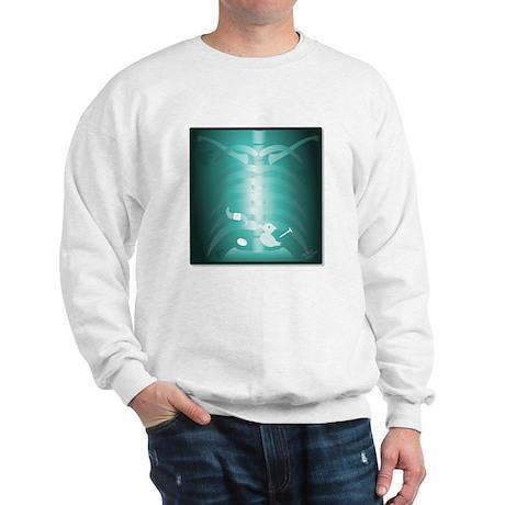 x-ray Sweatshirt