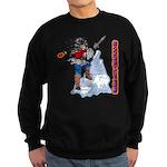 Solavengers Sword of Fire Sweatshirt (dark)