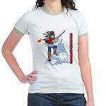 Solavengers Sword of Fire Jr. Ringer T-Shirt