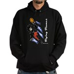 Solavengers Flying Flames Hoodie (dark)