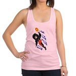 Solavengers Flying Flames Racerback Tank Top