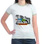 Solavengers Cavern Heat Jr. Ringer T-Shirt