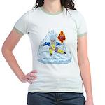 Solavengers Freezing Fire Jr. Ringer T-Shirt