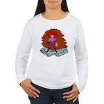 Solavengers Secret Fire Women's Long Sleeve T-Shir