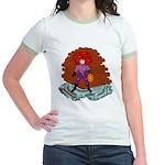 Solavengers Secret Fire Jr. Ringer T-Shirt