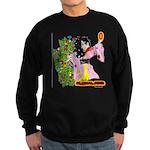 Solavengers Floral Fire Sweatshirt (dark)