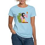 Solavengers Floral Fire Women's Light T-Shirt