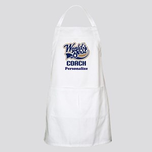 Personalized Coach Apron