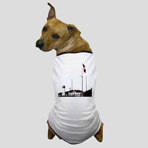 Hurricane Flags, Chatham Light Dog T-Shirt