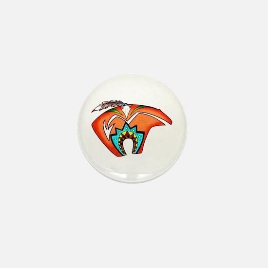 Bear Fetish Mini Button