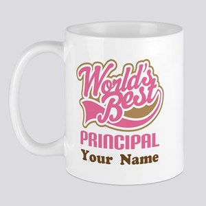 Personalized School Principal Mug