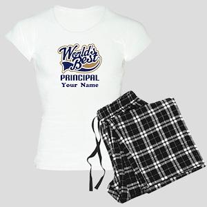Personalized Principal Gift Women's Light Pajamas