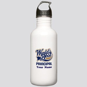 Personalized Principal Gift Stainless Water Bottle