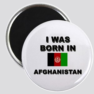 I was born in Afghanistan Magnet