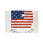 Old Glory Petraeus Rectangle Magnet