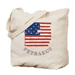 Old Glory Petraeus Tote Bag