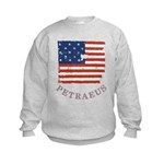 Old Glory Petraeus Kids Sweatshirt
