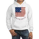 Old Glory Petraeus Hooded Sweatshirt