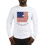 Old Glory Petraeus Long Sleeve T-Shirt