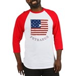Old Glory Petraeus Baseball Jersey