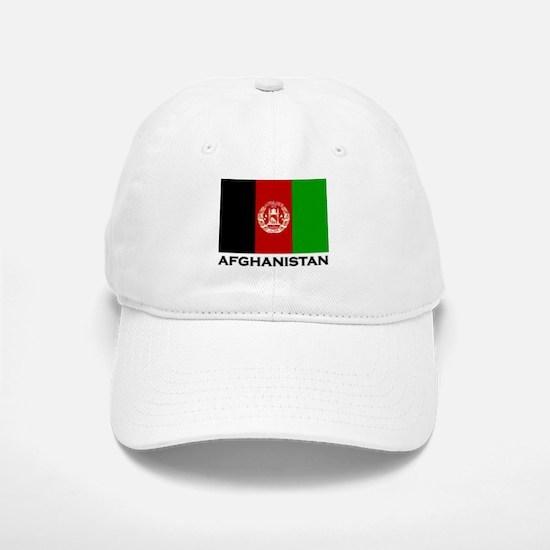 Afghanistan Baseball Baseball Cap