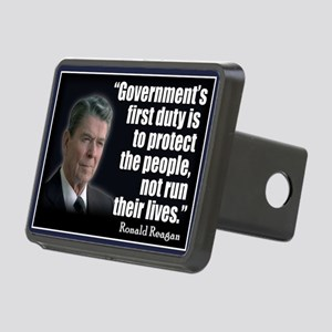 Reagan Anti Progressive Rectangular Hitch Cover