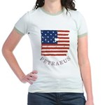 Old Glory Petraeus Jr. Ringer T-Shirt