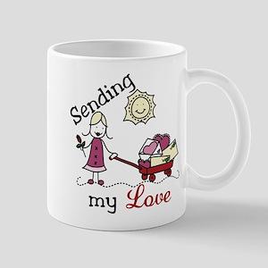 Sending My Love Mug