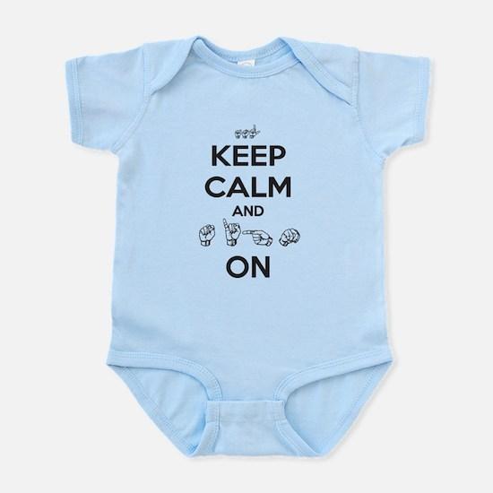 Sign On Infant Bodysuit
