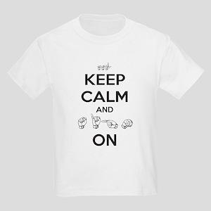Sign On Kids Light T-Shirt
