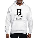 Bunny Hero Hooded Sweatshirt