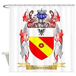 Antoniewski Shower Curtain
