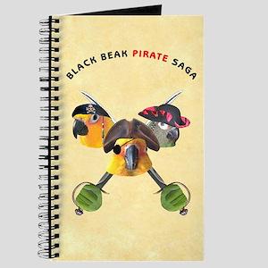 Black Beak Christmas Journal