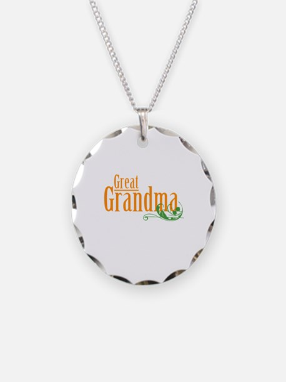 Great Grandma Gardener Necklace