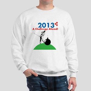 Good Luck Obama ! Sweatshirt