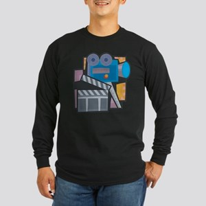 Film Making Long Sleeve T-Shirt
