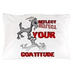 Goat Attitude Pillow Case