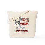 Goat Attitude Tote Bag