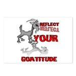 Goat Attitude Postcards (Package of 8)