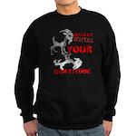 Goat Attitude Sweatshirt (dark)