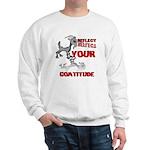 Goat Attitude Sweatshirt