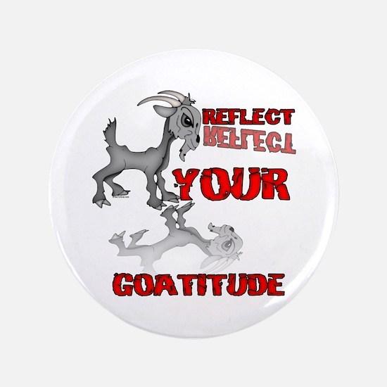 "Goat Attitude 3.5"" Button"