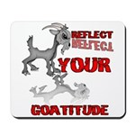 Goat Attitude Mousepad
