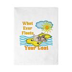 Float Your Goat Twin Duvet