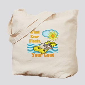 Float Your Goat Tote Bag
